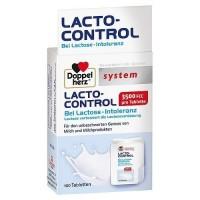 DOPPELHERZ Lacto-Control system Laktase Tabletten 100 Stück